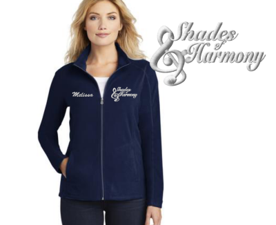 Shades Fleece Jacket